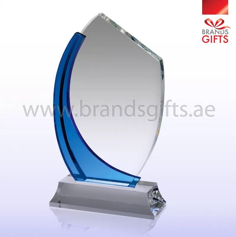 Custom Crystal Trophies Dubai, Abu Dhabi UAE Supplier. www.brandsgifts.ae