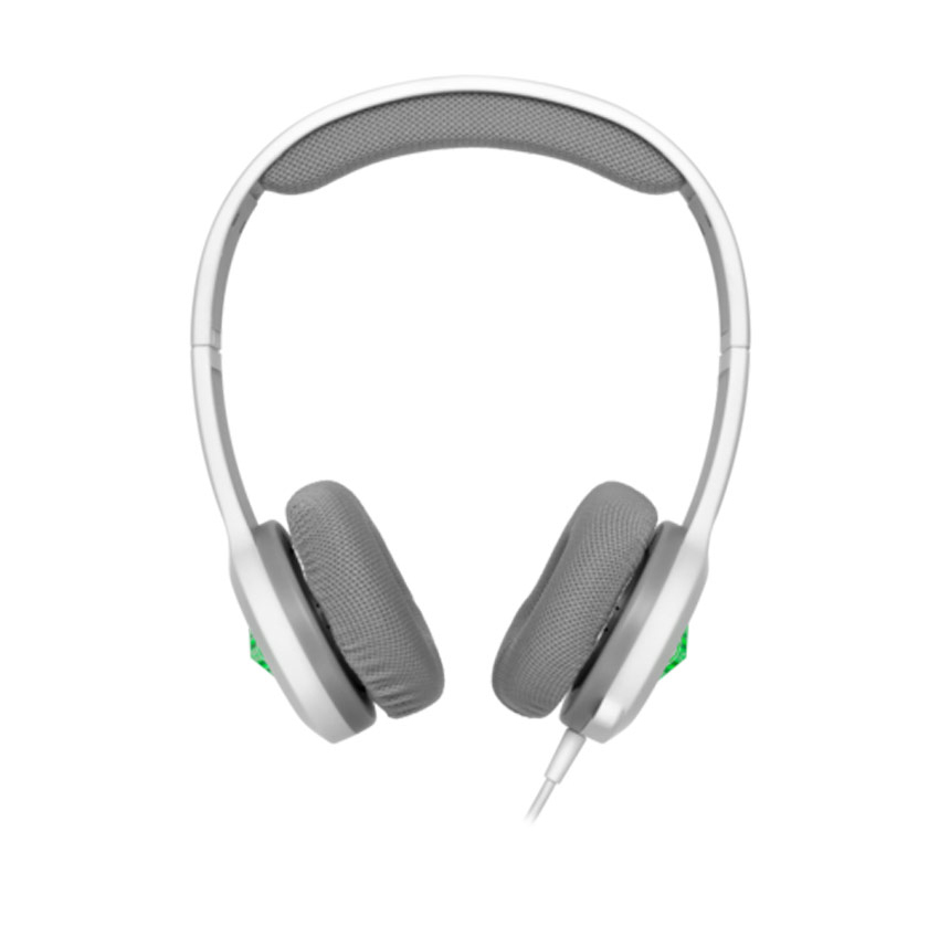 Black And White Bluetooth Headset