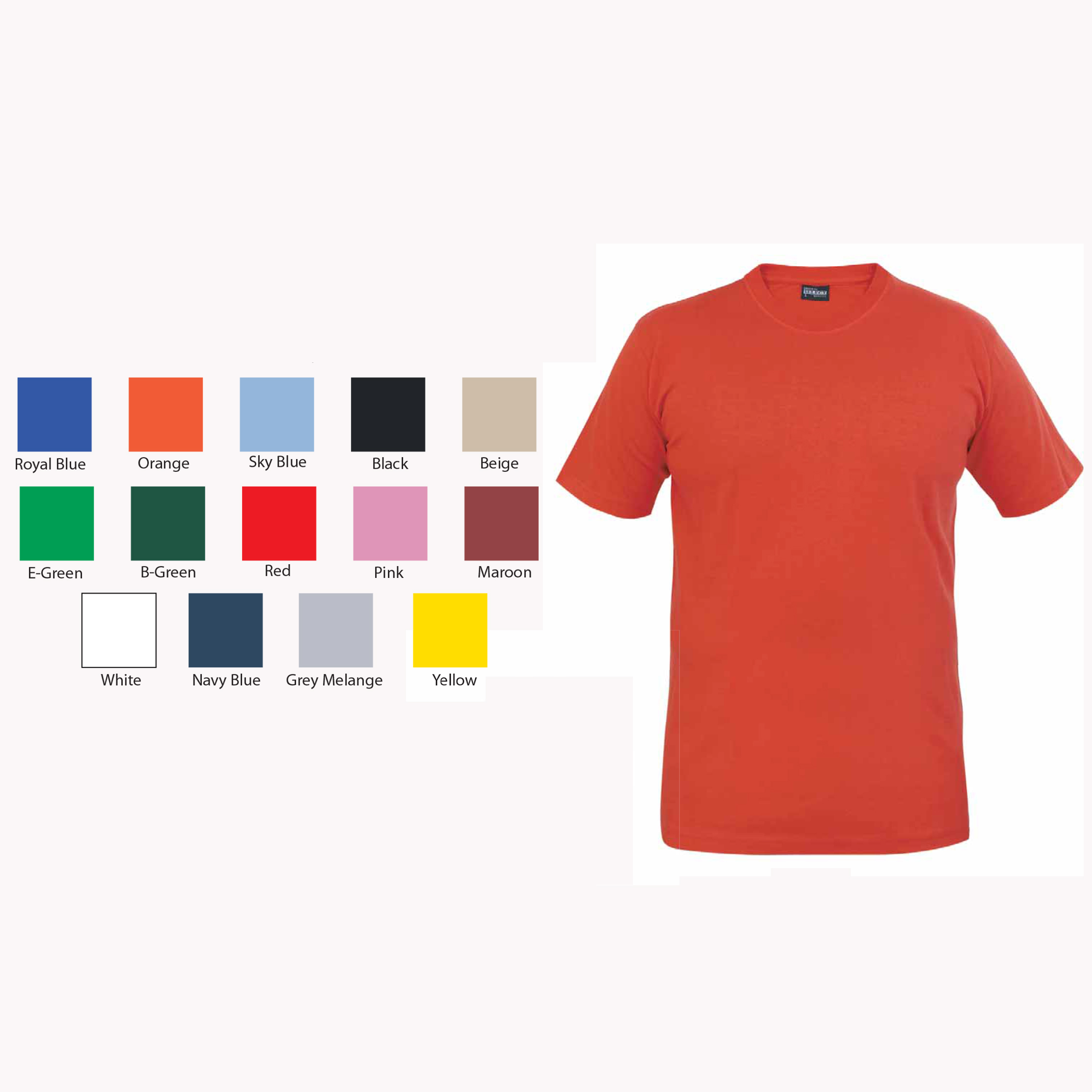 Economy rnt polo shirts brands gifts for T shirt printing and distribution
