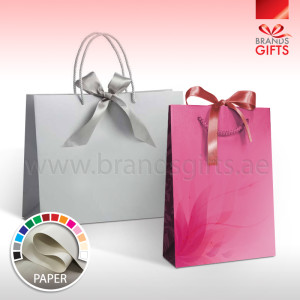 A4 Bags With Ribbon Whole Ready